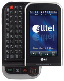 LG Tritan launched by Alltel