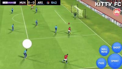 FIFA 14 Mod PES 2018