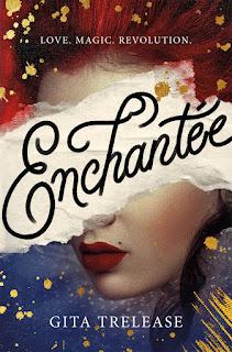 Today's Read: Enchantee by Gita Trelease