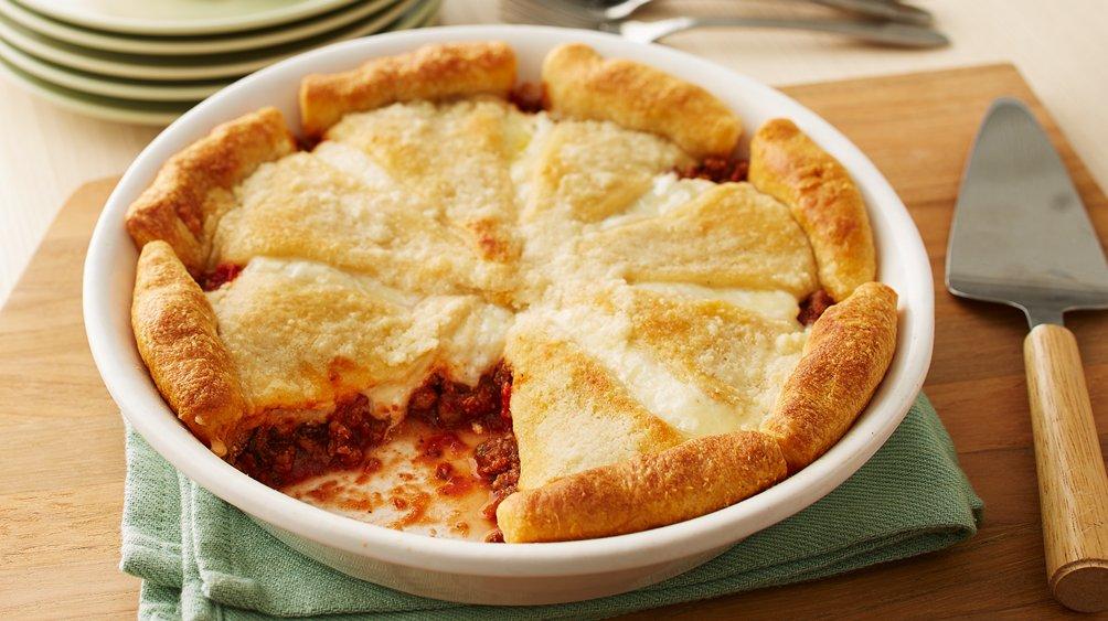 Gina 39 s italian kitchen italian crescent pie for Gina s italian kitchen