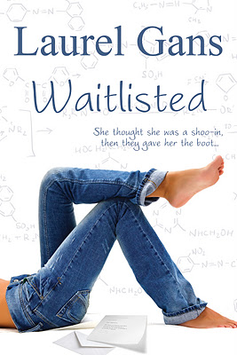 CLP Blog Tour Review: Waitlisted by Laurel Gans