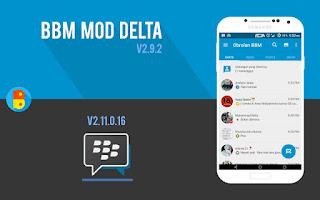 download bbm mod delta apk terbaru