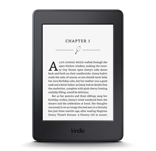Kindle Paperwhite 3 z podświetleniem ekranu