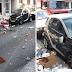 Ξάνθη: Γυναίκα σε κατάσταση αμόκ πέταξε όλο το νοικοκυριό από το μπαλκόνι στο δρόμο! Εικόνες