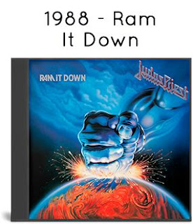 1988 - Ram It Down [CBS, 461108 2, Austria For USA]