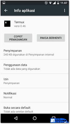 www.sukanikung.com - Tidak Bisa Mengakses Kartu SD Dengan Termux - Ini Cara Mengatasinya