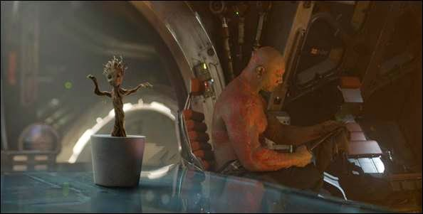 "Guardians of the Galaxy Clip: ""Dancing Groot"""