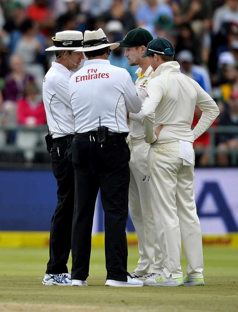 Aussies, It Is Shameful and Unpatriotic , The Way You Are Responding to Ball Tampering By Cricketers