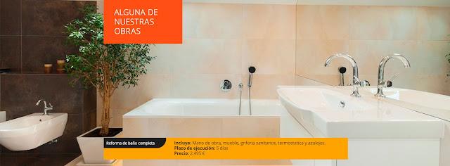 Cambia tu bañera por un plato de ducha #reformasdeviviendas