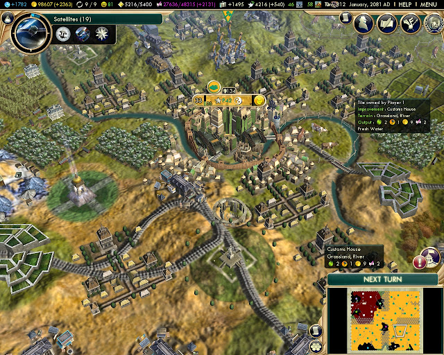 Custom Houses | Civilization 5 screenshot