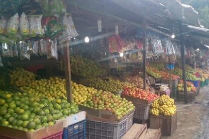 Pasar Buah Wisata Dewi Sri Pujon Batu Malang