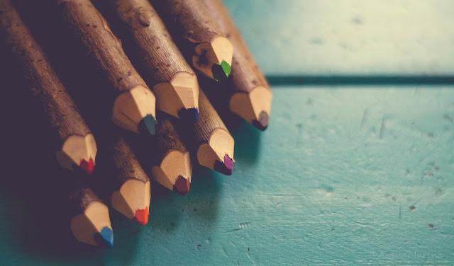 Gdy odczuwasz potrzebę bycia kreatywnym, ale nie masz talentu. Kreatywność, talent, szycie.