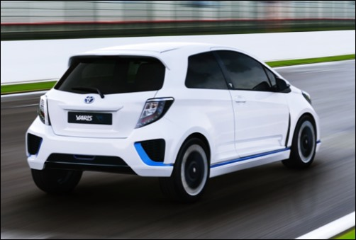 2018 Toyota Yaris Hybrid R Release Date