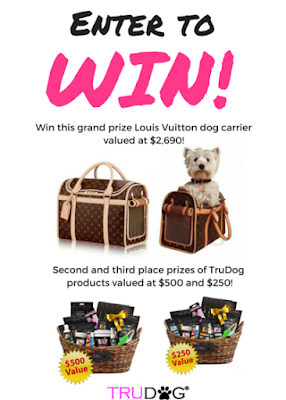 Enter the TruDog Beat the Winter Blahs Contest. Ends 2/17
