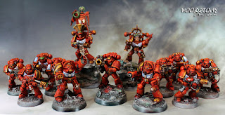 Blood Angels Chess Team