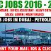 ENOC Careers: OIL & GAS Job Vacancies in Dubai