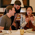CELEBRITY LIFE: Gerard Pique Dines With Mark Zuckerberg & His Wife!