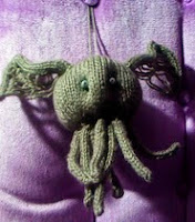 http://www.ravelry.com/patterns/library/chthulhu-holiday-ornament