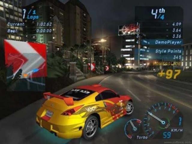 Need For Speed Underground Free Download