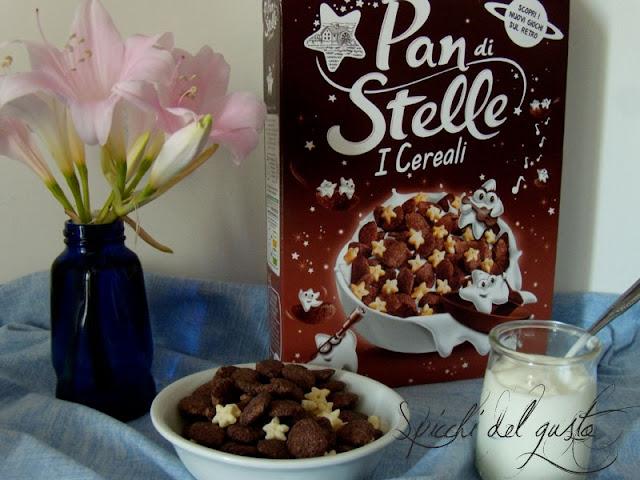 cereali e altri prodotti Pan di stelle