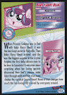 My Little Pony Flurry Heart Series 4 Trading Card