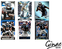 Cam Newton Carolina Panthers NFL Football Cards