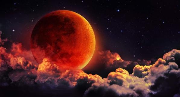 ilusi gerhana bulan