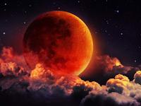 Tata Cara Sholat Gerhana Bulan Lengkap