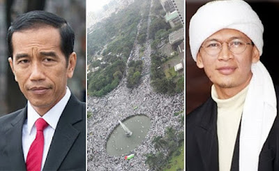Jauh-Jauh Rakyat Datang ke Jakarta Tak Ditemui Jokowi, Ini Komentar Aa Gym