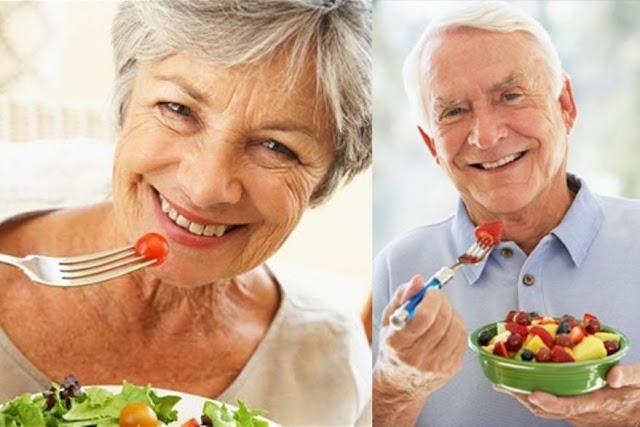 Cuidado de mayores Murcia - Alimentación en los adultos mayores