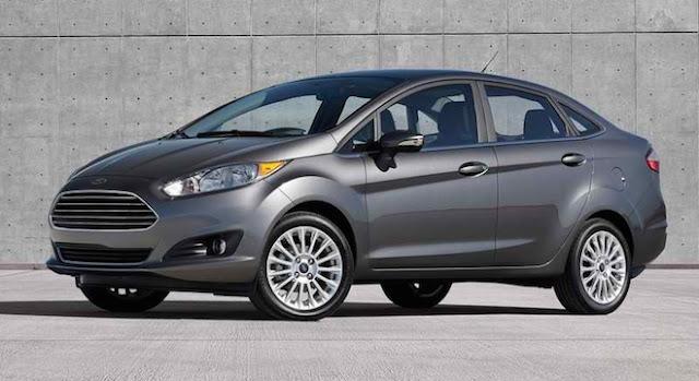 List of Ford Fiesta Sedan Types Price List Philippines