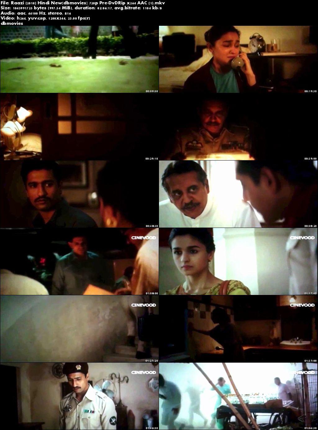 screen shot Raazi 2018 Movie Free Download New HD Cam x264