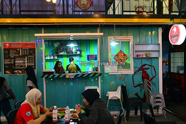Halal Food Container City Miri
