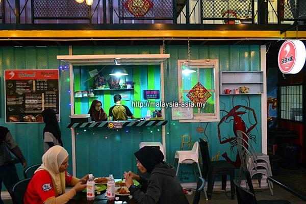 Halal Food Container City Miri