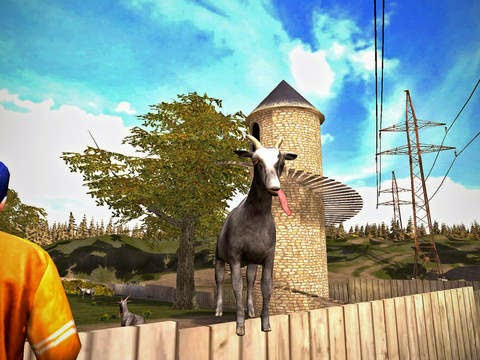 -GAME-Goat Simulator