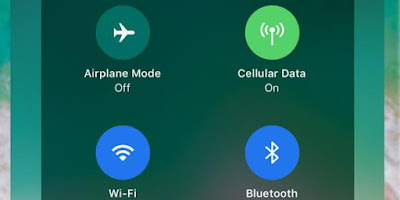 Both WiFi and Bluetooth on