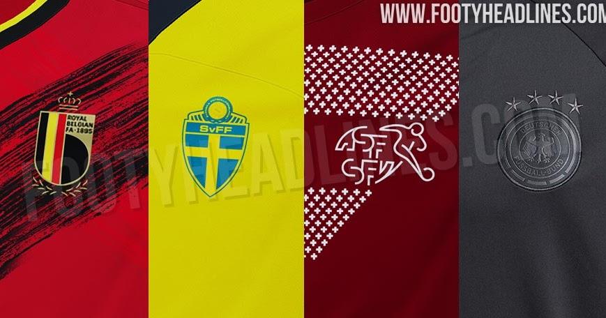 Euro 2020 Kit Overview All Leaks Amp Info Footy Headlines