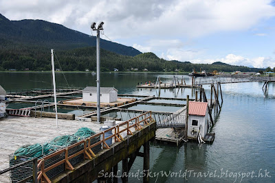 Juneau Macaulay Salmon Hatchery, 朱諾三文魚場