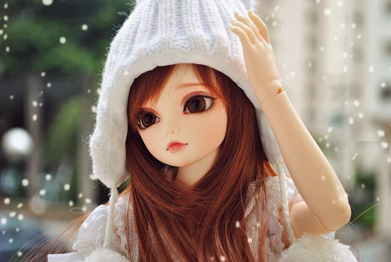 Barbie Wallpaper Hd: Cute Baby Barbie Doll Wallpaper