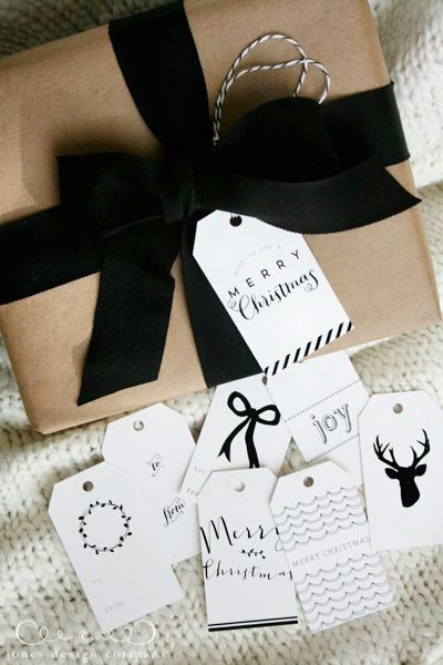 simple giftwrapping