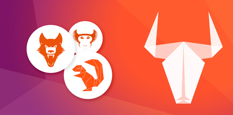 Here Are Some Default Wallpaper Of Ubuntu 1610 Yakkety Yak