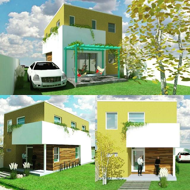 Arquitectura y feng shui nuevo proyecto con feng shui for Casas feng shui arquitectura