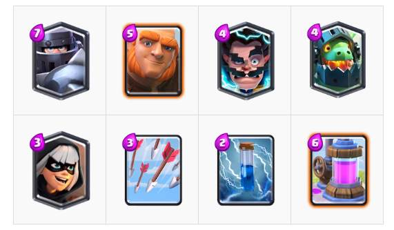 deck mega knight terkuat