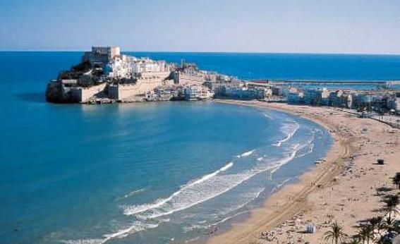 Peñiscola en Castellon. 17 lugares para descubrir España