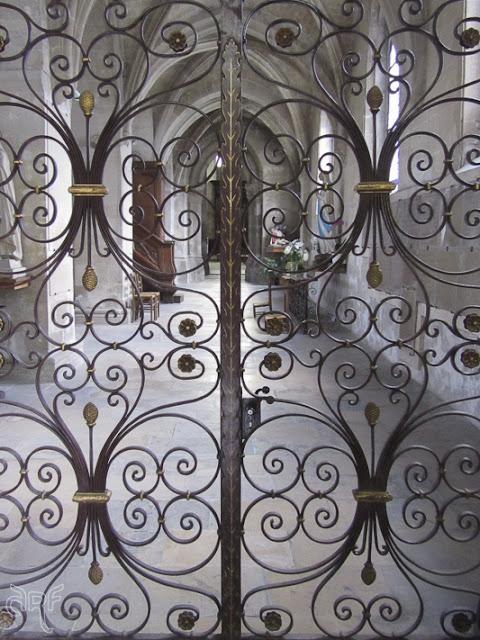 Saint Denis' Church, Crépy-en-Valois, France