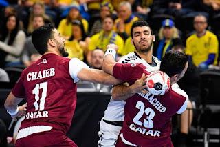 Watch Russia vs Qatar live Stream Today 20/1/2019 online 2019 World Men's Handball