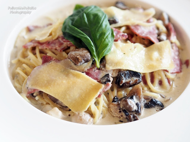 Pastas ~ Carbonara RM 22