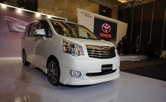 Price Toyota NAV1 And the latest specification