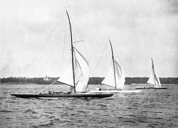 SAGA II - Segelyacht: Einige Schärenkreuzer-Fotos aus der ...