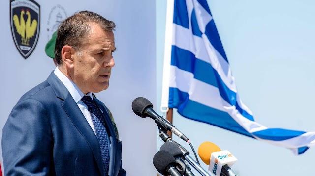 Προσλήψεις ΕΠΟΠ για τα έτη 2020 έως και 2022 προανήγγειλε ο Παναγιωτόπουλος (ΕΓΓΡΑΦΟ)